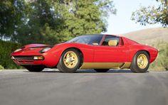 1971 Lamborghini Miura P400 SV | Gooding & Company