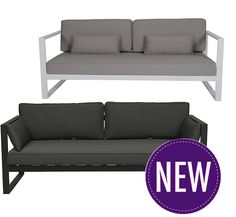 Paradise 3 Seater Sofa