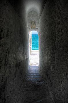 Pasadizo al mar - Catalunya