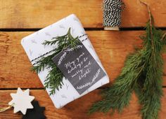 Friday DIY roundup: Holiday gift tag printables