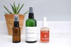 Ma routine visage minimaliste & naturelle : démaquiller, nettoyer, tonifier et hydrater + nourrir !