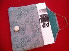 DIY Bible Cover/Bible Case/Bible Sleeve