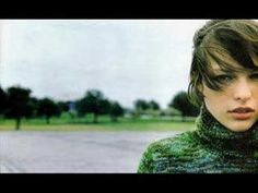 Milla Jovovich - ▶ In a Glade - YouTube ~~~~A traditional Ukrainian folk song. Sung by Milla Jovovich from her Divine Comedy album. Contains lyrics and translation of song.
