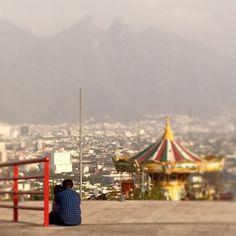 Amor norteño  Mirador del Obispado Monterrey Nuevo León Trips, Street View, Amor, Viajes, Traveling, Travel