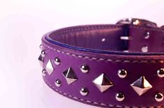 https://www.etsy.com/listing/210427438/purple-leather-dog-collar-custom-dog