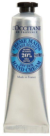 L'Occitane Shea Butter Hand Cream and more iconic beauty products every woman should own.