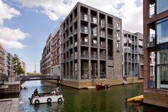Soeters Van Eldonk architecten (Project) - Sluseholmen - PhotoID #290069 - architectenweb.nl