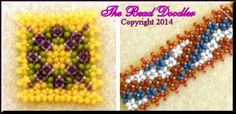 Seed bead jewelry Pondo, also known as African Circle Stitch, is a modern modification of an ancient technique used by the Mpondo people of Africa. Seed Bead Jewelry, Seed Beads, Beaded Jewelry, Beaded Bracelets, Beading Tutorials, Beading Patterns, Bead Storage, Do It Yourself Wedding, Beadwork Designs