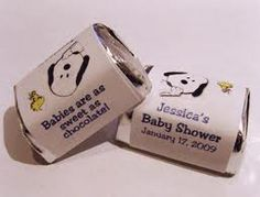 baby snoopy candy wrappers