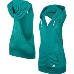 Nike Women's Three-D Sleeveless Hoodie - Dick's Sporting Goods