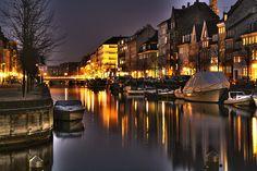 Overgaden Oven Vandet, Christianshavn, Copenhagen - Been there at 5 degrees, wouldn't mind going back in summer