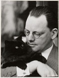 Menno ter Braak (1902-1940), foto Emile van Moerkerken 1939