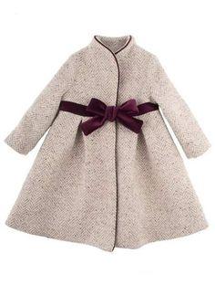 Fashion kids clothes ideas Ideas for 2019 Fashion Kids, Little Girl Fashion, Toddler Fashion, Fashion Clothes, Fashion Coat, Trendy Fashion, Fashion Women, Winter Fashion, Little Girl Dresses