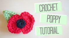 CROCHET: Poppy Tutorial | Bella Coco