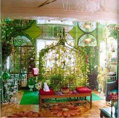 Image detail for -room boho bohemian boho room boho decor greenhouse plamts