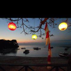Places I've been #5: Nusa Lembongan, Bali