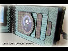 Mini Scrapbook Albums, Scrapbook Sketches, Scrapbook Paper Crafts, Papel Scrapbook, Scrapbooking Ideas, Scrapbook Layouts, Diy Organisation, Belle And Boo, Swing Card