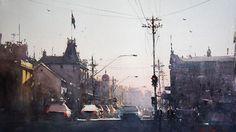 Joseph Zbukvic | Watercolour Journey by Ian McKendrick