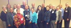 Committee on Older Adult Ministries for the global United Methodist Church, Nashville TN 2013.