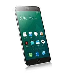 MEIZU MX4 5,36 pulgadas Gorilla Glass pantalla 4G LTE Smartphone MTK6595 2GB 32GB Flyme 4.0 Gris