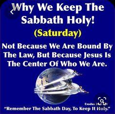 Sabbath Rest, Happy Sabbath, Sabbath Day, Fourth Commandment, Sabbath Quotes, Revelation 14, Seventh Day Adventist, Bible Pictures, Old And New Testament
