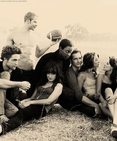 "the cast of ""Twilight""......."
