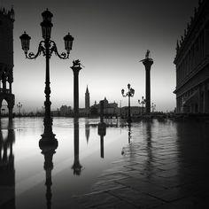 The first light in Venice  Pierre Pellegrini