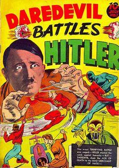 Propaganda in American Comics of WWII-18