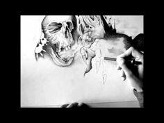 Tattoo Design Artwork & Video Gallery | Custom Tattoo Design