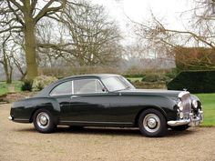 1957 Bentley S1 2 Door James wallpaper