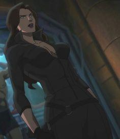 Talia Al Ghul -  (DC Animated Film Universe)