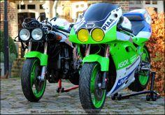 Kawasaki ZXR750 endurance / BRS #21 / BRS #71 / BRS Suspension Works / www.brssuspensionworks.nl / bituboraceservice@gmail.com