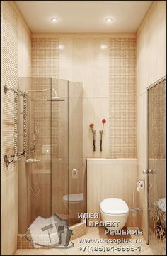 Дизайн-проект маленькой ванной комнаты http://www.decoplus.ru/dizayn-malenkoy-vannoy-komnaty