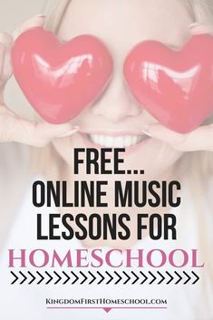 List of Free Online Music Lessons for Homeschool