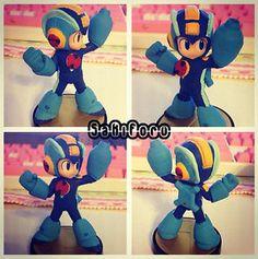 Megaman-Battle-Network-CUSTOM-Amiibo-Megaman-exe-Visit-SakiForU-Etsy