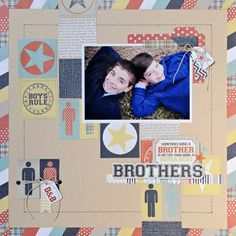 brothers **April PageMaps**