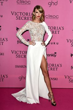 Taylor Swift Photos -  at the Victoria's Secret Fashion Show Afterparty - Zimbio