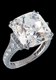 The Cartier ring I've always loved. It's just over $30k. I hope I love my husband more than how bad I want this.