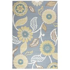 Rizzy Home Azzura Hill Ah050A Gray / Off White Area Rug 7 Feet 6 Inches X 9 Feet 6 Inches