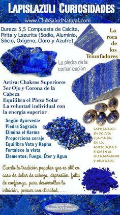 Lapislazuli La Piedra de los Triunfadores – Club Salud Natural