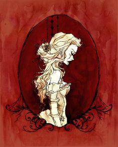 Lavinia Cameo by AbigailLarson.deviantart.com