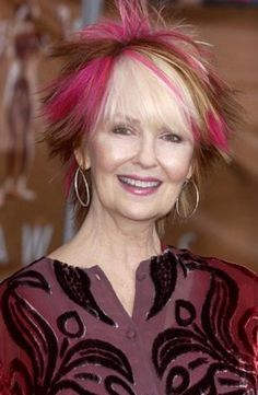 Shelley Fabares...loved her in the Donna Reed show and on Coach.