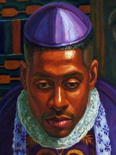 Priest portrait head by Oscar Estevez Priest, Captain Hat, Portrait, Hats, Headshot Photography, Hat, Portrait Paintings, Drawings, Hipster Hat