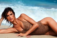 Editorial: Alessandra Ambrosio for Vogue Brazil - January 2015