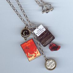 Catcher in the rye necklace