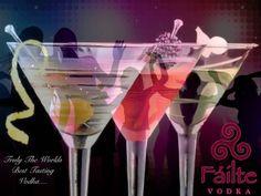 Failte Vodka - The World's Best Tasting Vodka Best Tasting Vodka, The Best Vodka, Gluten Free Vodka, Vodka Potato, Landscape Design, Garden Design, Foods That Contain Gluten, Irish Decor, Landscape Designs
