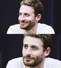 """Dean O'Gorman. Let's be honest. out of all the attractive men to get muddy and gross for these 3 movies...there is only """"One Dwarf to Rule them All"""". That, ladies and gents, is Dean O'Gorman."""