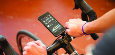 Check out how we made the custom phone mount for the new TrainerRoad iOS App.