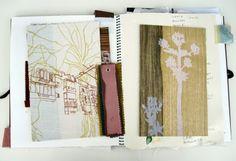 textile design - textileme - esther yaloz: sketchbook