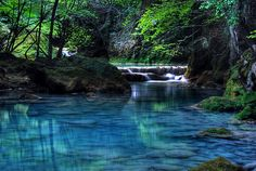Turquoise River, Navarre, Spain  photo by eliminator Repinned by Pinterest Pin Queen ♚